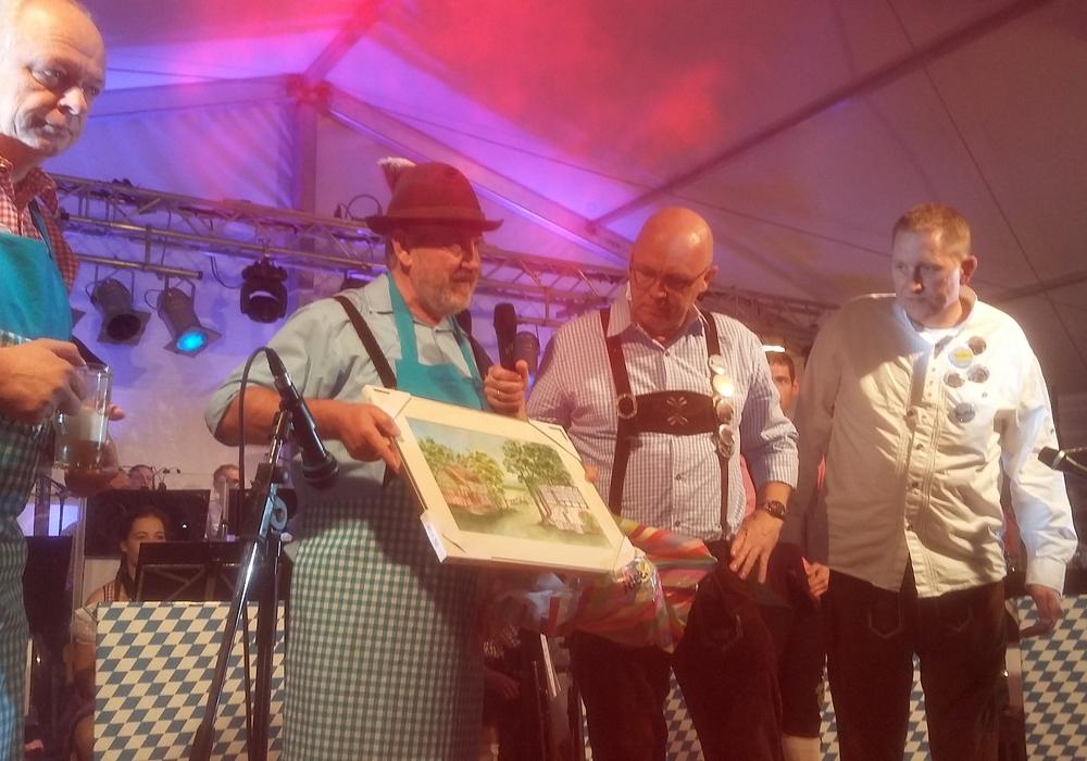 Das Schapen-Treffen im bayerischen Ambiente. Fotos und Text: Ulrich Volkmann