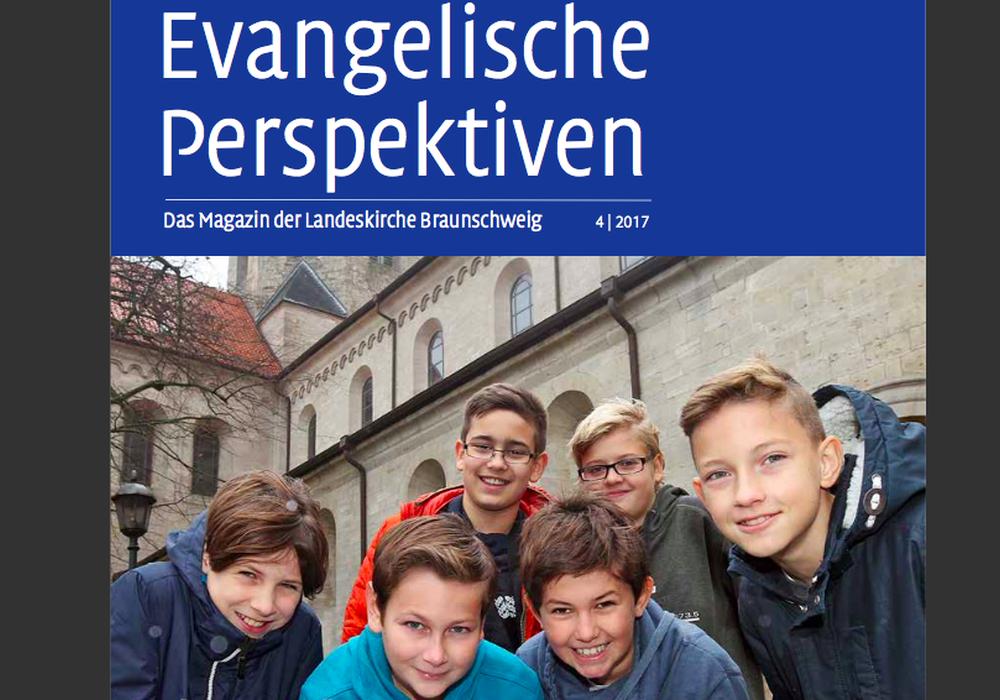 """In der aktuellen Ausgabe des Magazins  """"Evangelische Perspektiven"""" ist Schriftsteller Axel Hacke im Interview. Foto: Ev.-luth. Landeskirche in Braunschweig"""