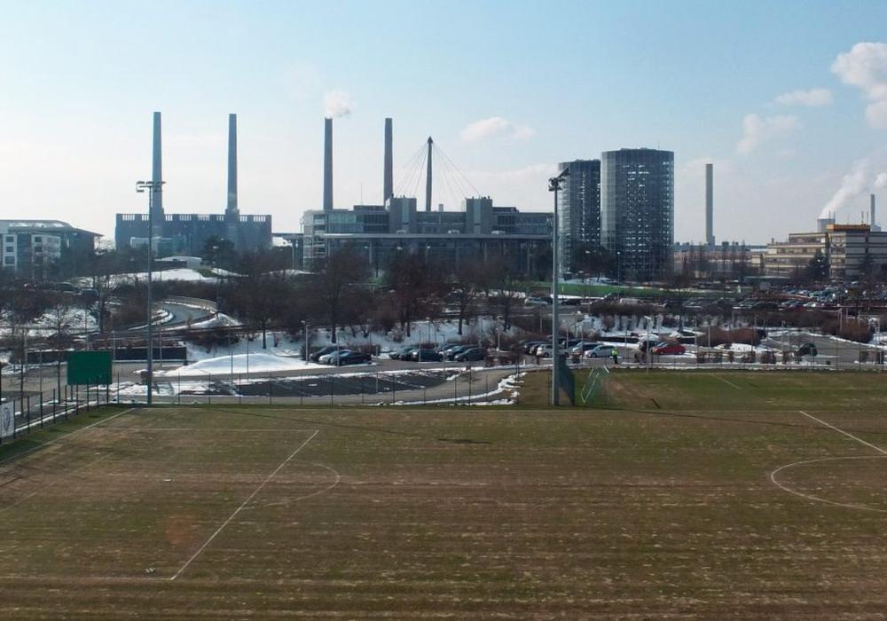 Wolfsburg: Die Niedersachsen erobern Europa. Foto: Frank Vollmer