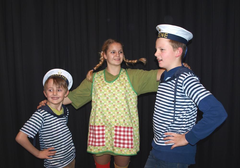 Pippi Langstrumpf erfreut sich noch heute großer Beliebtheit. Foto: Kleine Bühne Wolfenbüttel