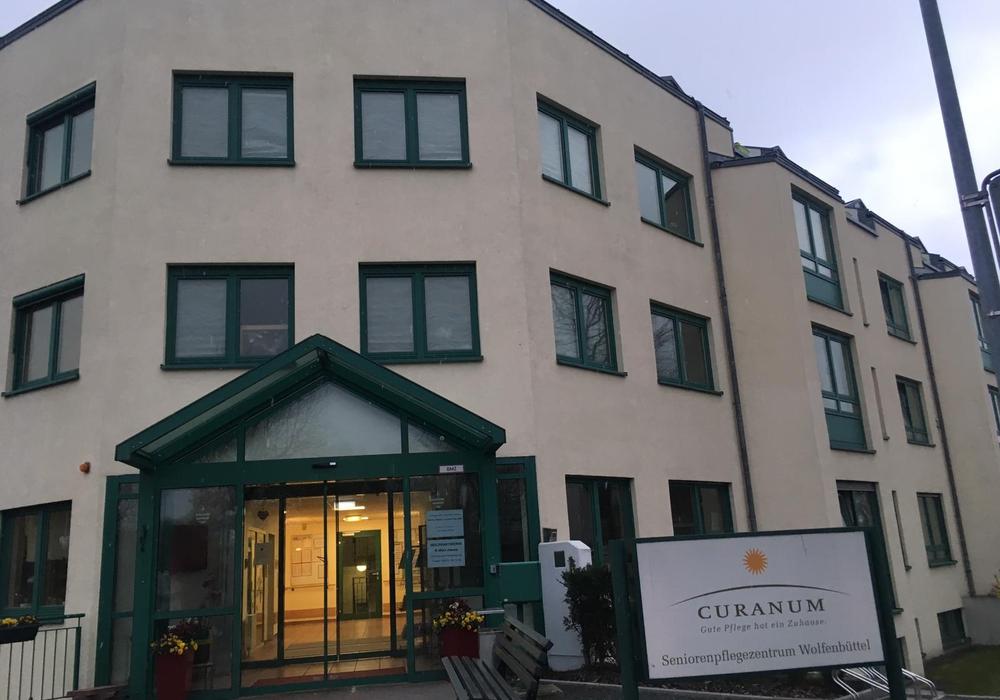 Im Curanum Pflegeheim gibt es derzeit 32 Coronafälle.