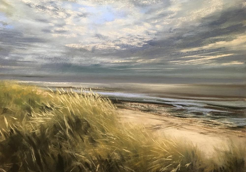 """Strand"" von Martina Zingler. Bild: Martina Zingler"