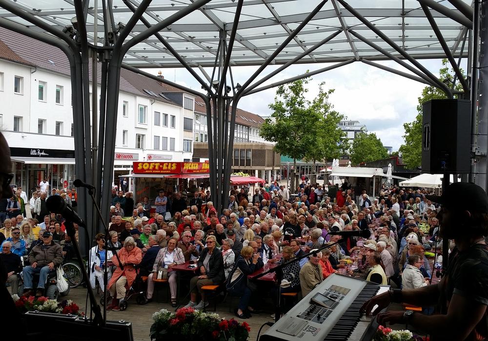 Die Besucher können sich auf die Red Onion Jazz Company freuen. Foto: Wolfsburg Wirtschaft und Marketing GmbH