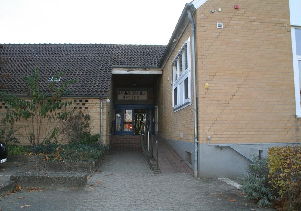 Destedter Grundschule ist gut versorgt mit Unterrichtsstunden Foto: Diethelm Krause-Hotopp