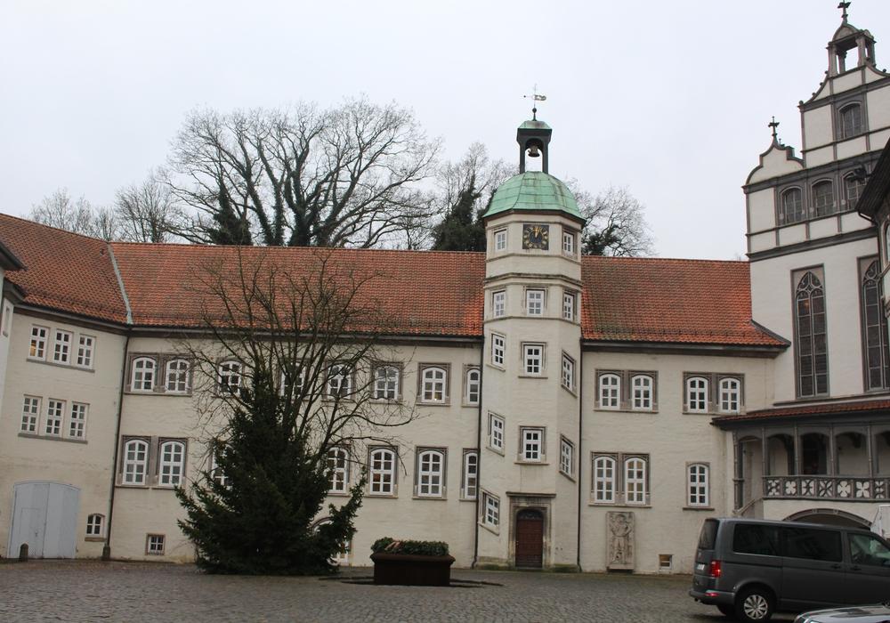 Im Schloss Gifhorn steht Comedy auf dem Programm.  Foto: Bernd Dukiewitz