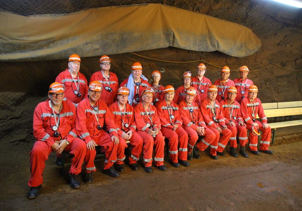 Mit dabei waren auch einige Vorstandsmitglieder aus den Unterbezirken Gifhorn und Peine. Foto: SPD-Arbeitsgemeinschaft 60 plus