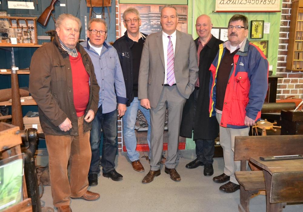 CDU Vorstand Ahlum-Wendessen. Foto: Privat