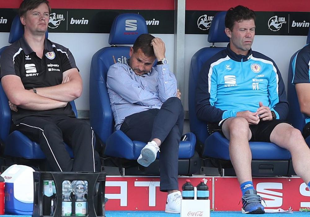 Marc Arnold steht bei den Fans in der Kritik. Foto: Agentur Hübner