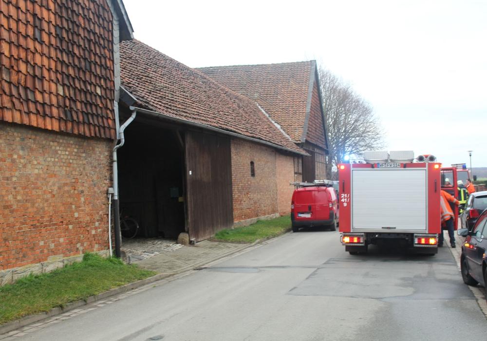 Ursache für den Brand sei vermutlich im Schornstein abgelagerter Ruß gewesen. Foto: Jan Borner