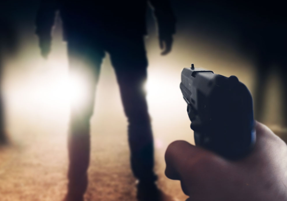 Wann darf ein Polizist seine Waffe einsetzen? Dieser Frage sind wir einmal nachgegangen. Symbolfoto.