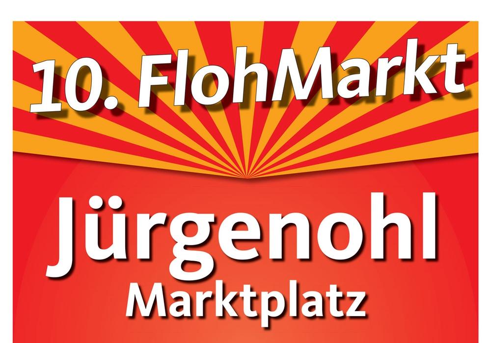 Die CDU lädt zum Flohmarkt nach Jürgenohl. Flyer: CDU