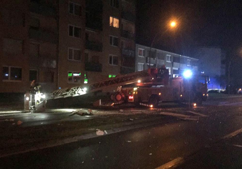Die Gasexplosion am zurückliegenden Samstag hatte verheerende Folgen. Foto: aktuell24(BM)