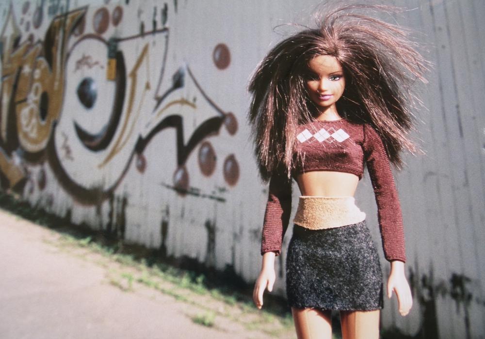 Detlef O. Schilling setzt Barbie und ihre Freundinnen in Szene. Foto: Detlef O. Schilling