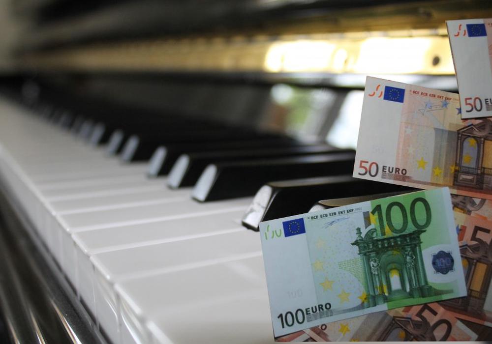 Geht es nach der Verwaltung, werden die Klaviertage finanziell gefördert. Symbolfoto: Archiv/Balder
