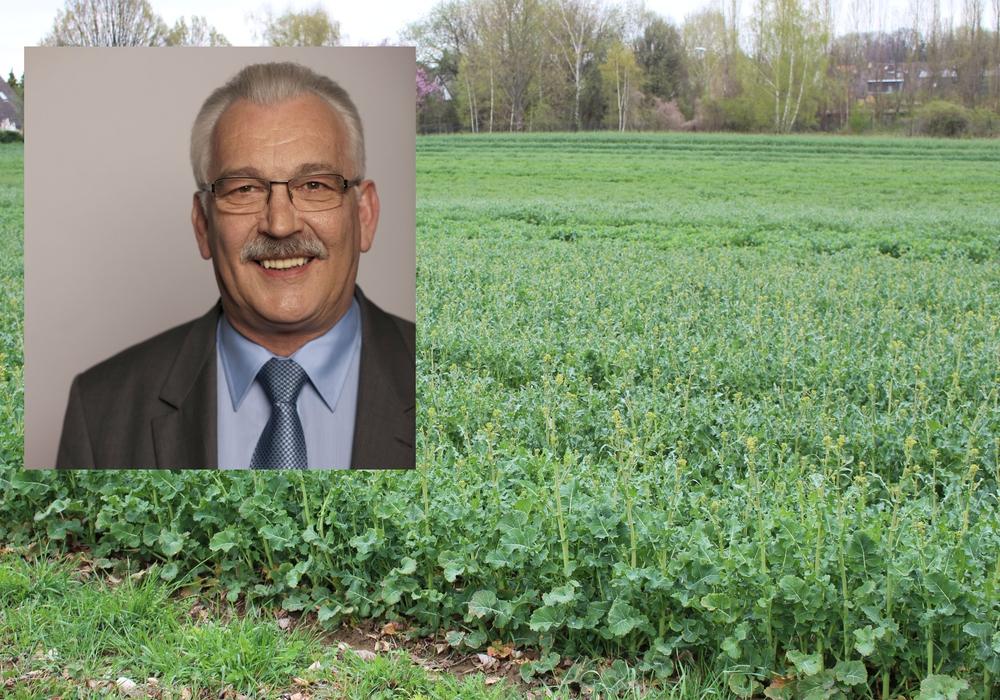 Dr. Wilhelm Priesmeier ist froh über die neue Düngemittelverordnung. Fotos: Frederick Becker/Büro Priesmeier