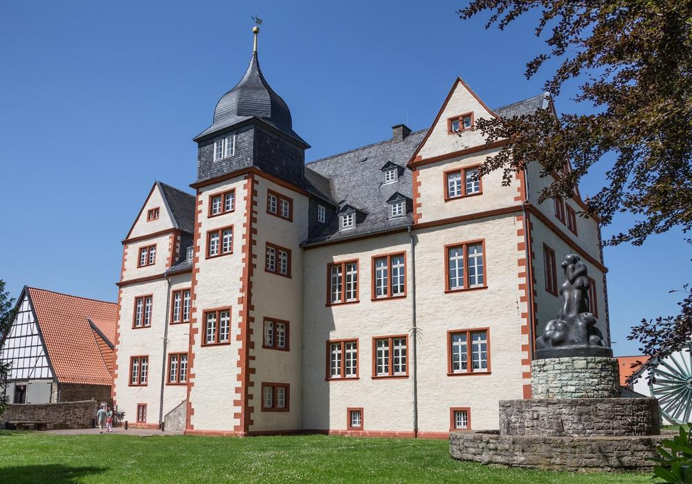 Das Schloß in Salder. Foto: Stadt Salzgitter