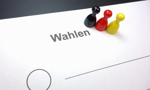 Am 26. September 2021 ist Bundestagswahl. (Symbolbild)