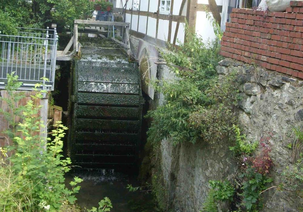 Die Wassermühle in Erkerode. Foto: Heimathaus Schladen