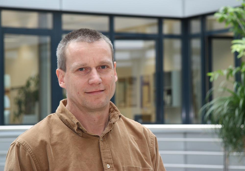 Professor Dr. Frank Klawonn von der Ostfalia ist Mitbegründer der kürzlich ausgezeichneten Improved Medical Diagnostics GmbH. Foto: Privat