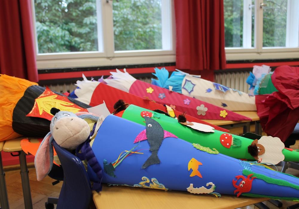 An den Grundschulen in der Stadt Wolfsburg wurden für das Schuljahr 2018/2019 1.133 Kinder angemeldet. Symbolfoto: Archiv