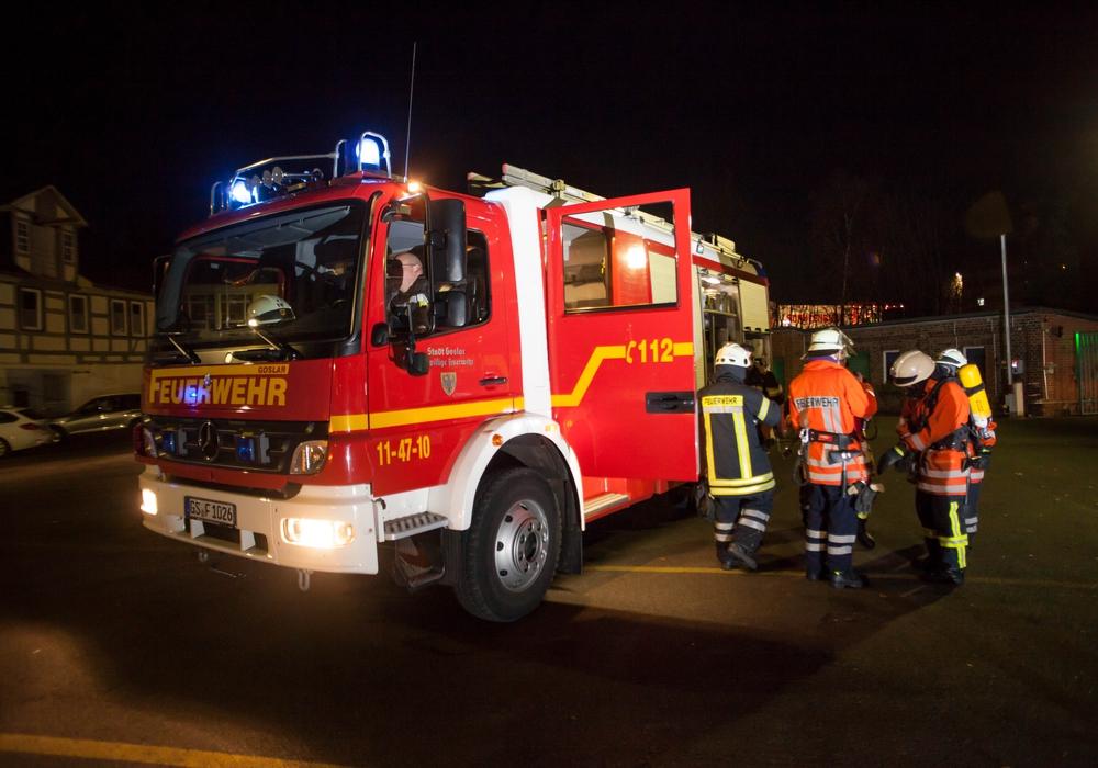 In der Nacht zum zweiten Weihnachtsfeiertag kam es zu einem Brand in einer Bude auf dem Weihnachtsmarkt. Symbolfoto: Alec Pein