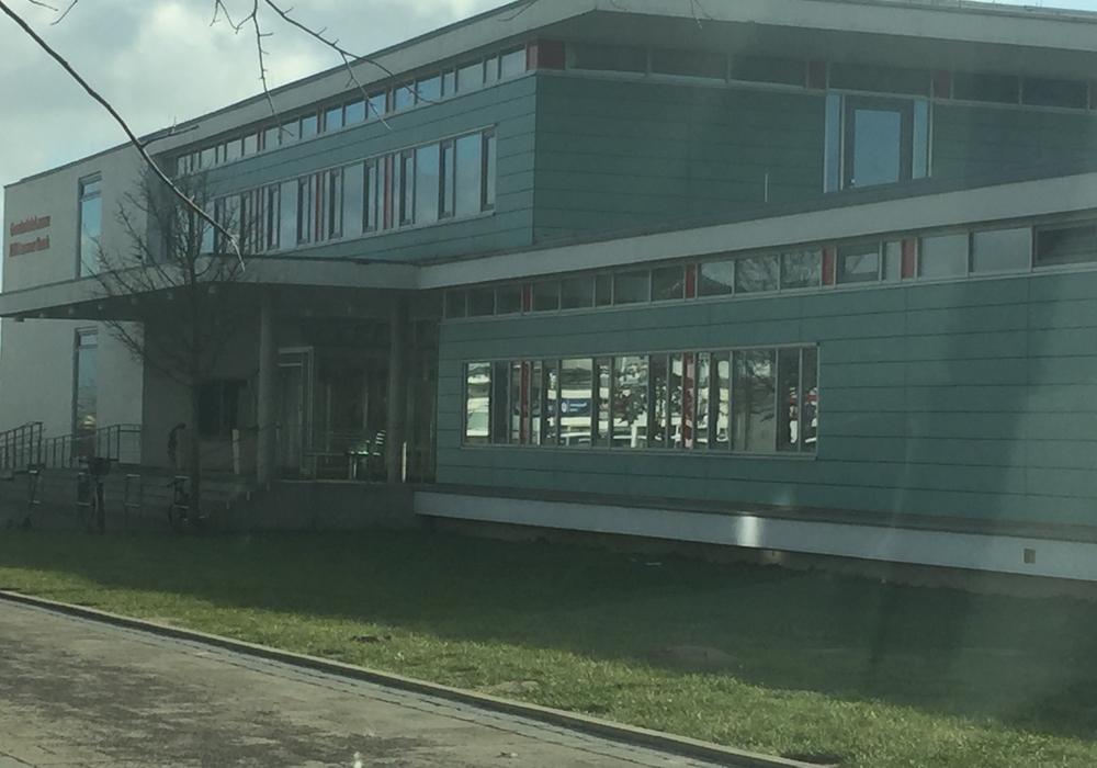 Die Grundschule in Lamme hat jetzt einen Erweiterungsbau. Archivbild