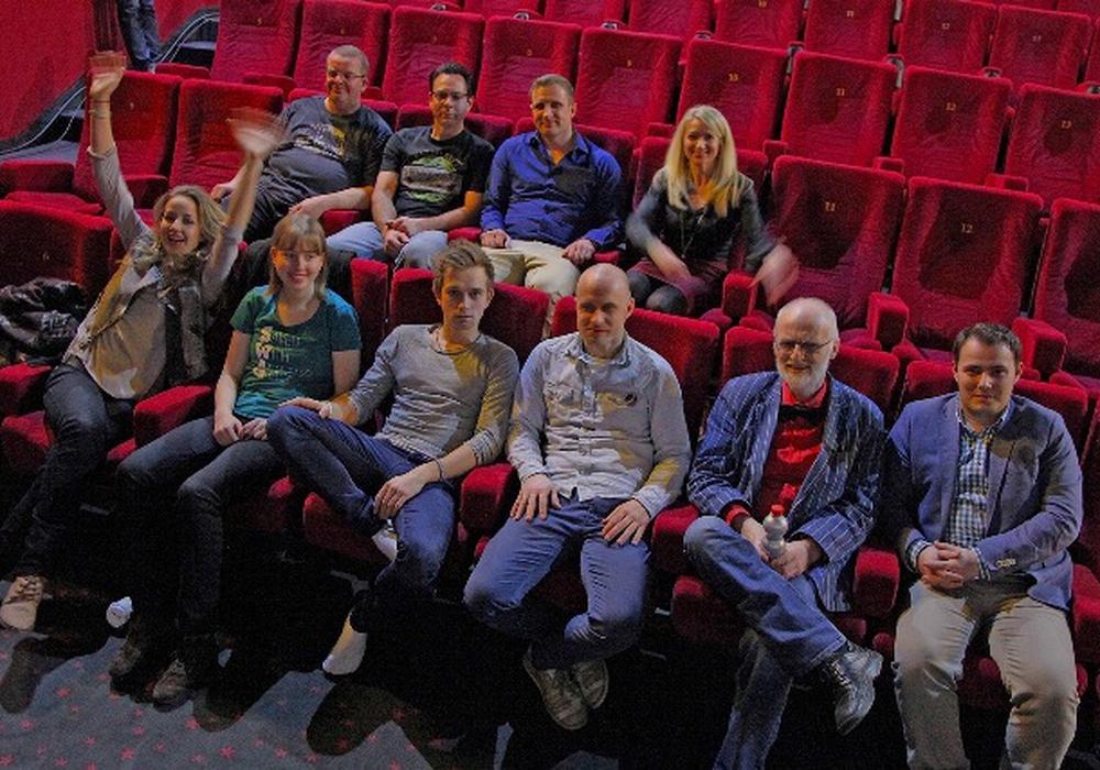 Das BS Connect-Team lädt zum Celebration Gottesdienst. Foto: Privat