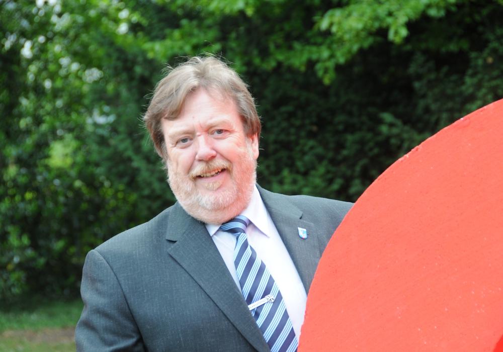 SPD lädt zum Mittwochsgespräch ein. Heinz Rainer Bosse (im Bild) und Sonja Hensel stehen als Ansprechpartner zur Verfügung. Foto: SPD