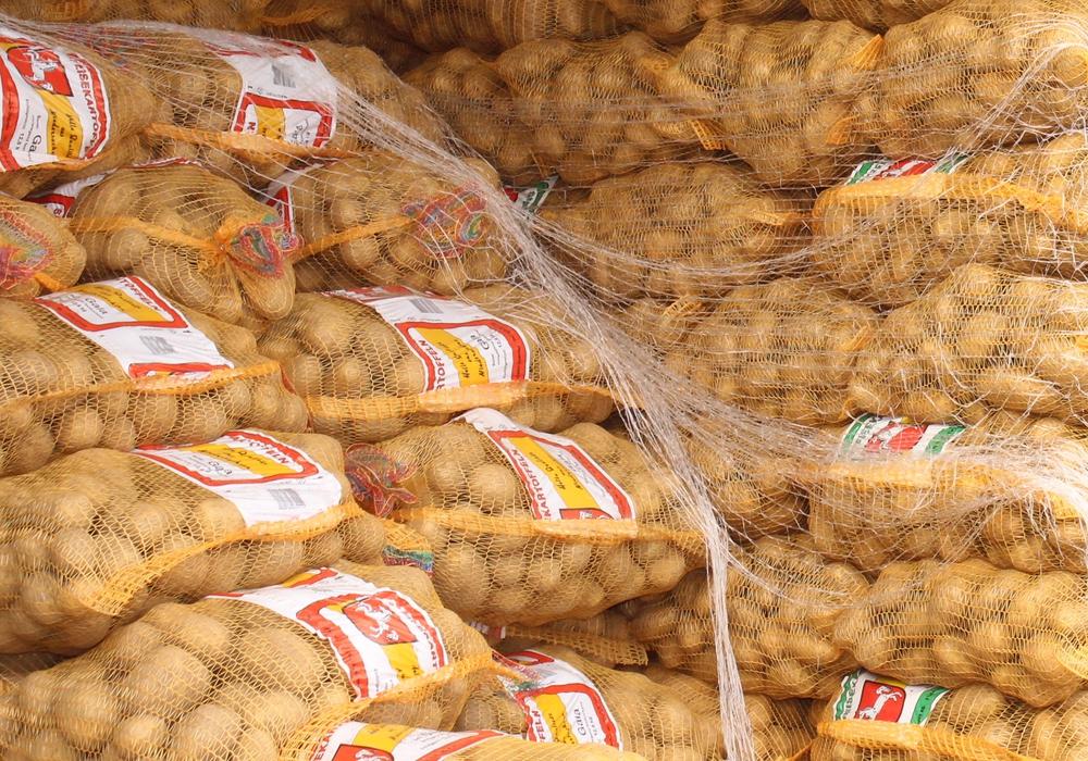 Am Samstag lädt das ZUM zum Kartoffeltag ein. Symbolfoto: Anke Donner