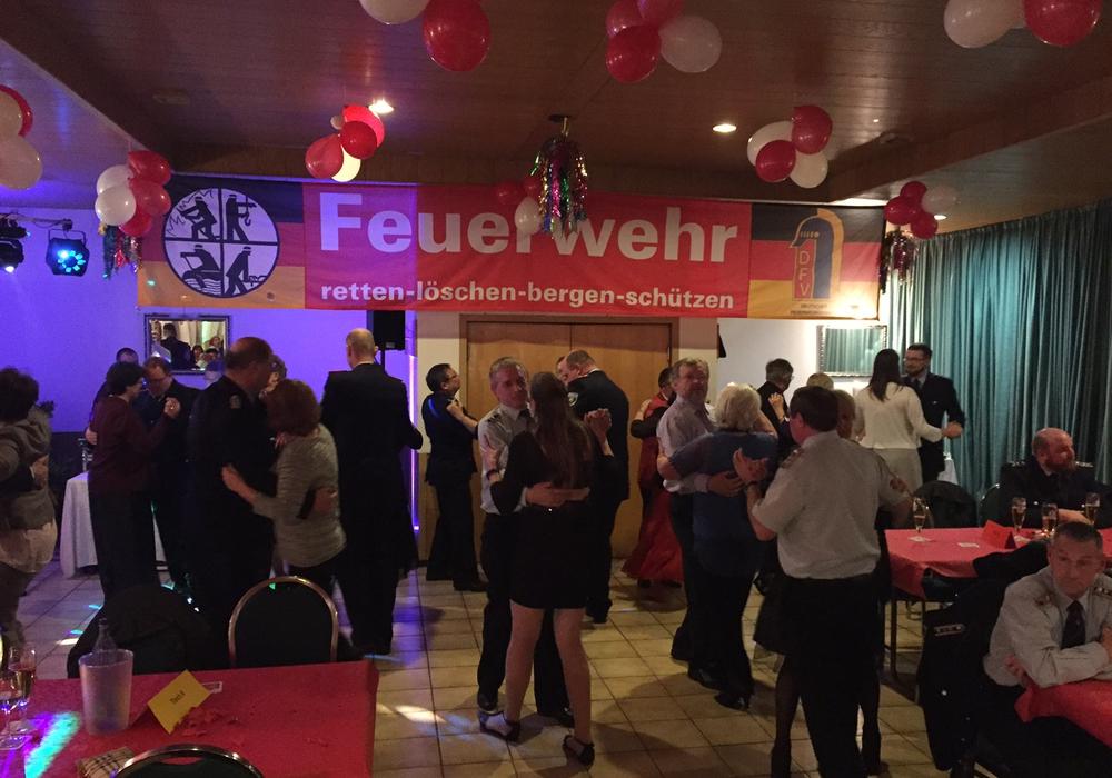 Am Samstag fand das  Wintervergnügen der Freiwilligen Feuerwehr Hornburg statt. Fotos: Anke Donner