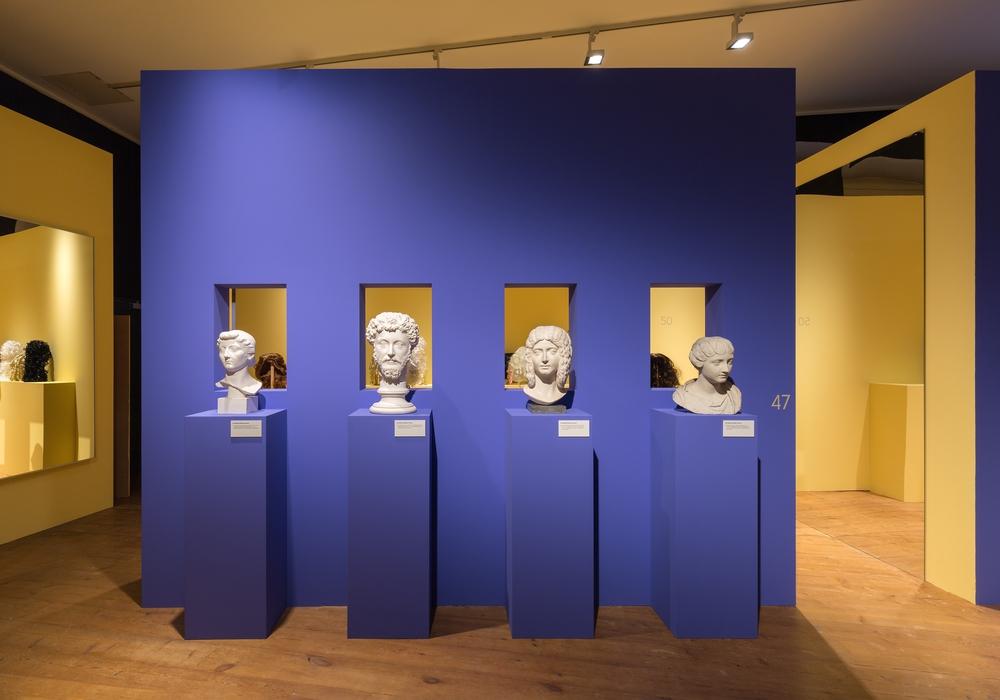 Blick in die Ausstellung. Foto: A. Pröhle, Braunschweigisches Landesmuseum