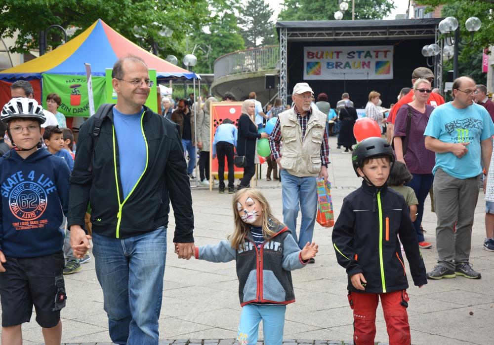 Das Fest der Kulturen konnte sich über viele Besucher freuen. Foto: Kirchenkreis Peine