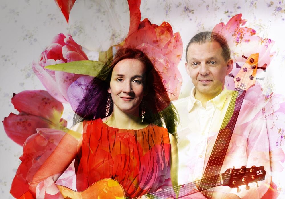 "Das Berliner Duo ""Chelsea Radio"" , Foto: Privat"