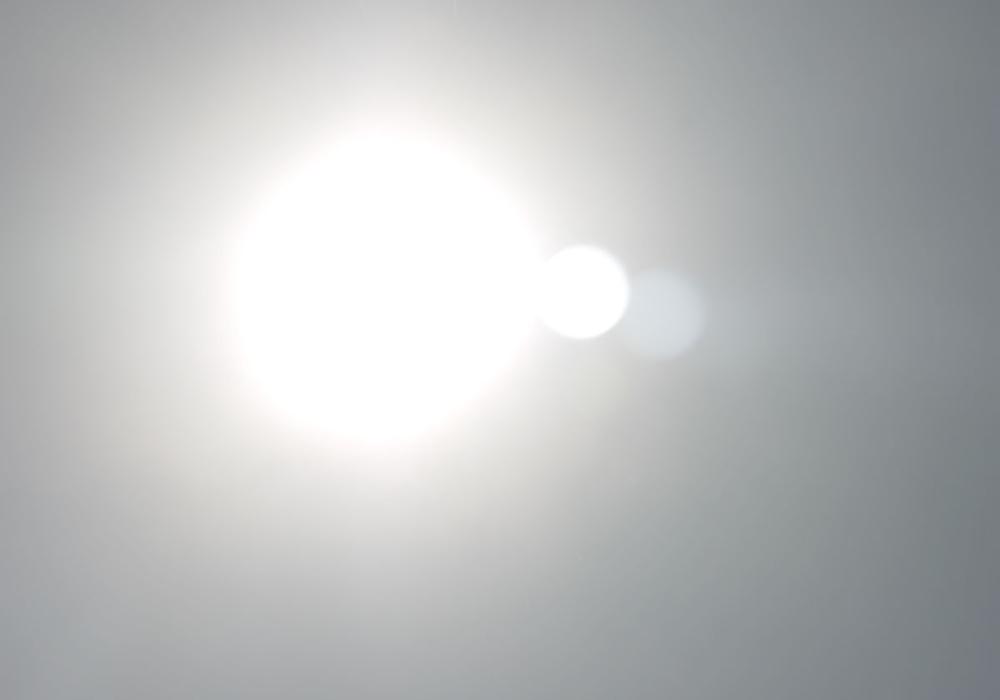 Bei starker Hitze sollte die Sonne lieber gemieden werden. Ein schöner Strohhut kann helfen. Foto: Alexander Panknin