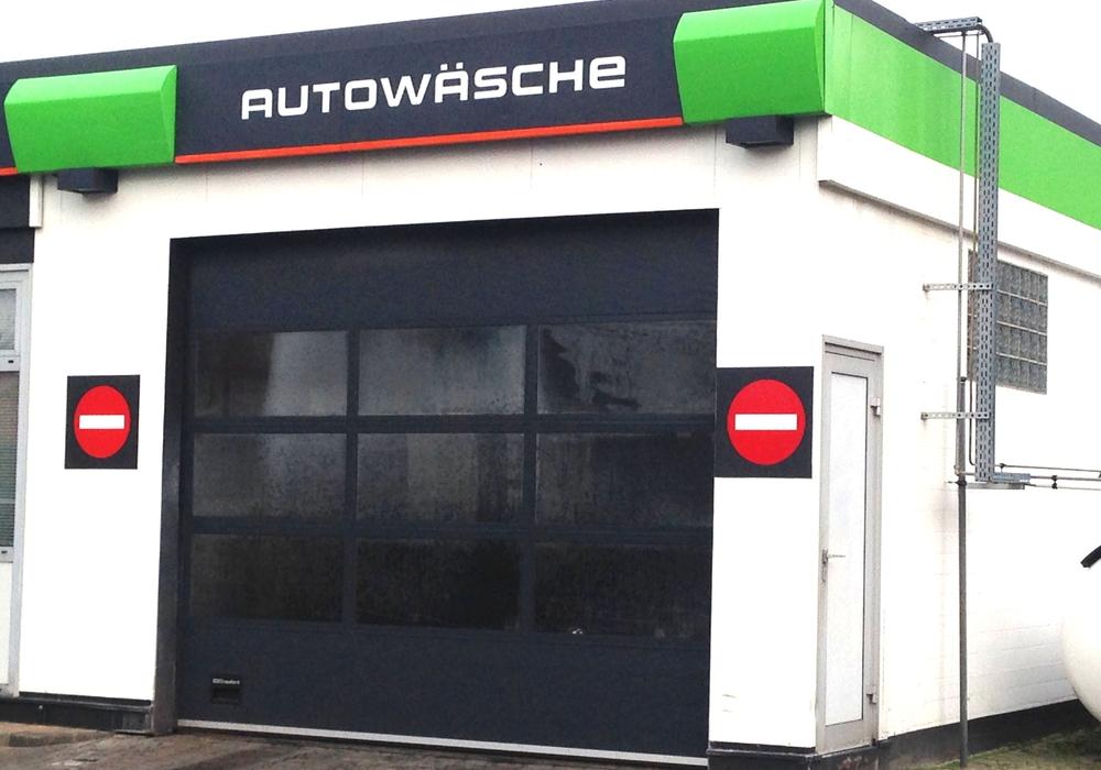 Das Betriebsverbot für Autowaschanlagen hielt nur ein paar Tage. Symbolbild