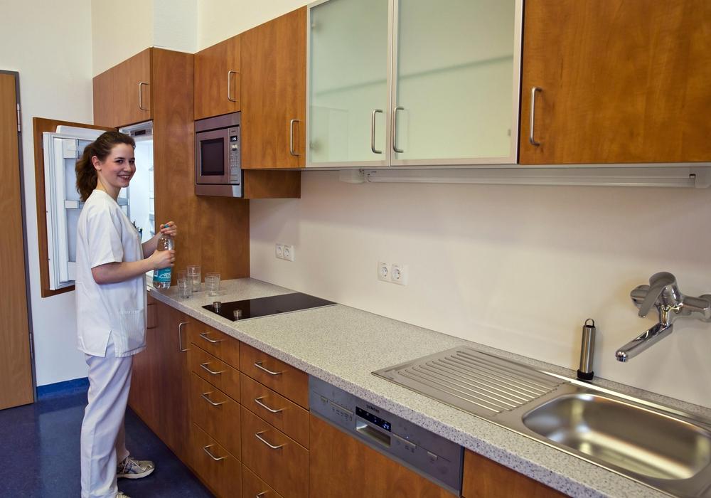 Das Braunschweiger Klinikum hat die Paliativräume neu gestaltet und ausgebaut. Foto: Klinikum Braunschweig / Jörg Scheibe