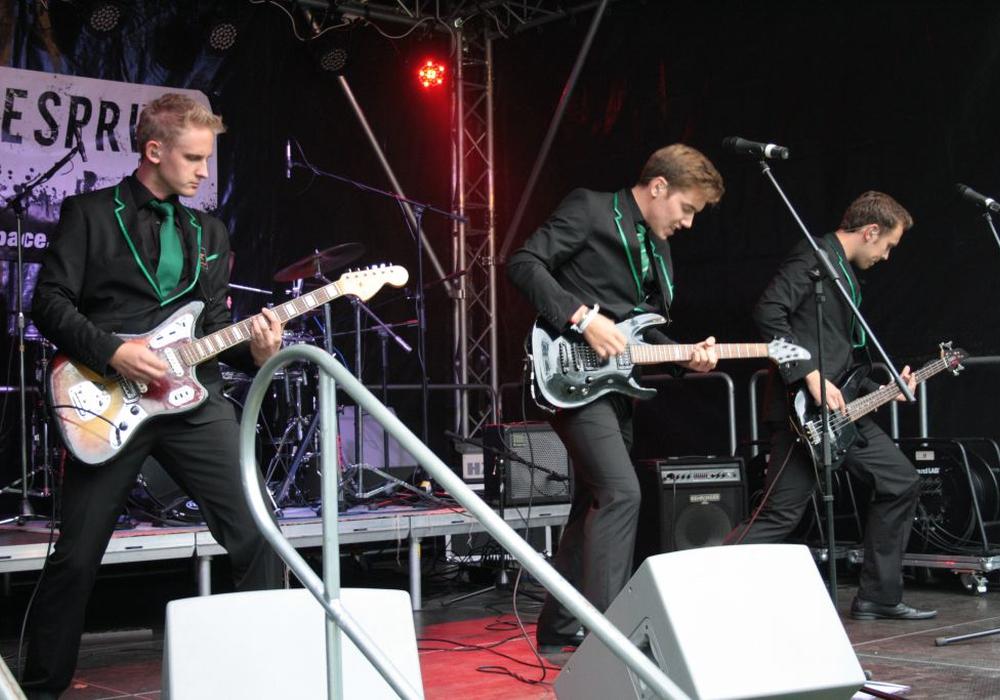 The Esprits rocken bald die regionalHeute.de-Bühne, Foto: Archiv