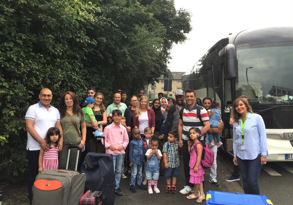 Urlaub für Familien mit Migrationshintergrund. Foto: Stadt Wolfsburg
