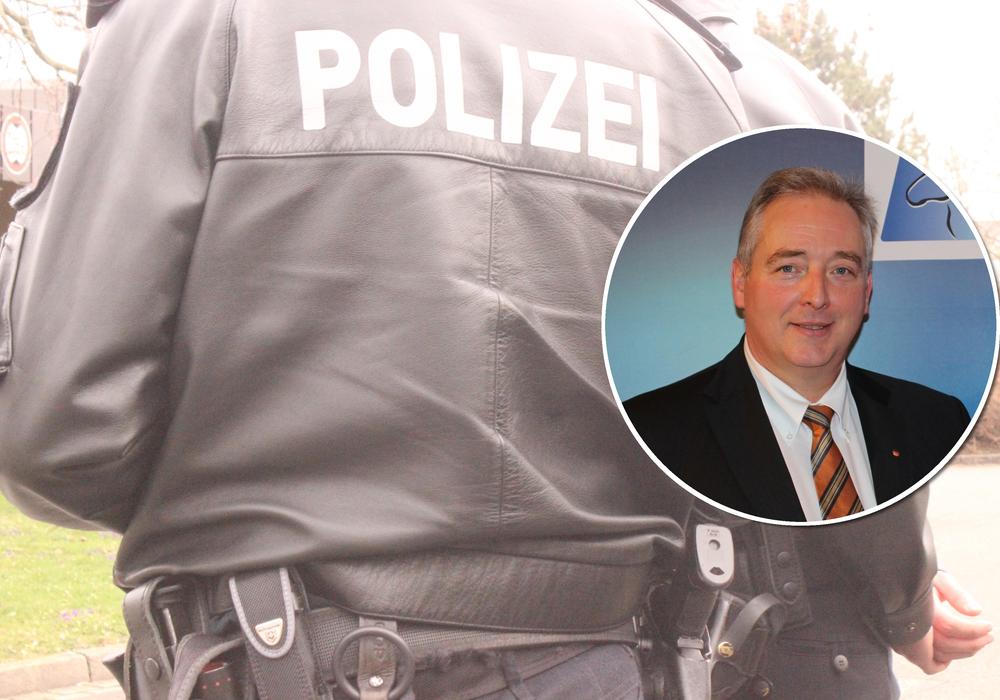 Der Wolfenbütteler CDU-Landtagsabgeordnete Frank Oesterhelweg will eine Anfrage im Landtag einbringen. Dabei rückt er die Personalsituation bei den hiesigen Dienststellen in den Fokus. Foto: Anke Donner