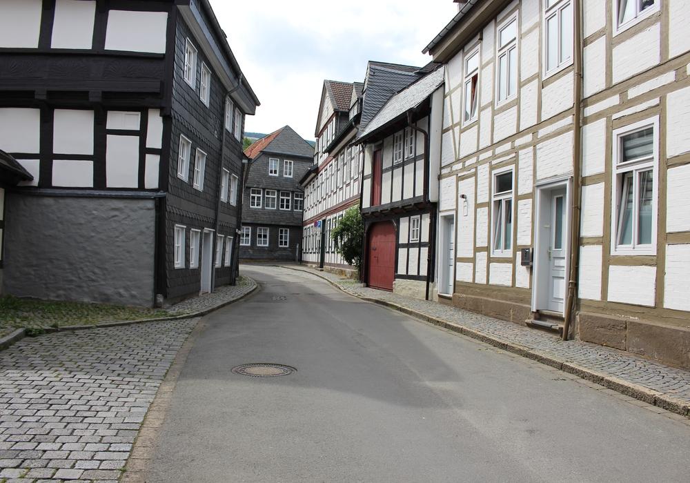 Heute geht es in die Oberer Mühlenstraße. Foto: Max Förster