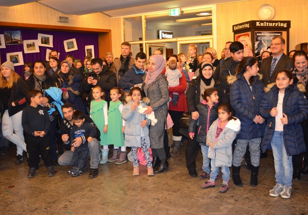 Am Freitag feierte der Runde Tisch Südstadt Jubiläum. Fotos: Familienzentrum Peine