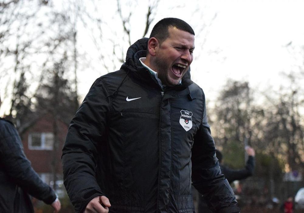 Rücktritt vom Rücktritt: Fatih Özmezarci ist wieder da. Foto: Moritz Eden