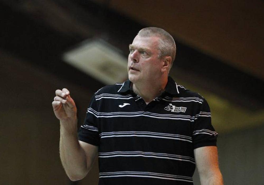 Peter Kortmann übernimmt das Traineramt bei Eintrachts Basketballerinnen. Foto: Imago/Marcel Lorenz