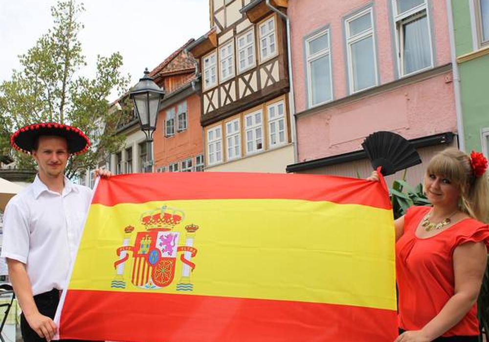 In einem Intensivkurs können erste Spanischkenntnisse gelernt werden. Symbolfoto: Stadt Helmstedt