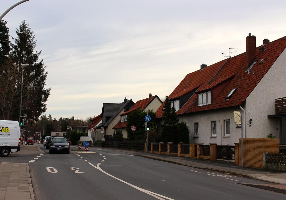 Der Steinriedendamm in Kralenriede. Foto: Sina Rühland