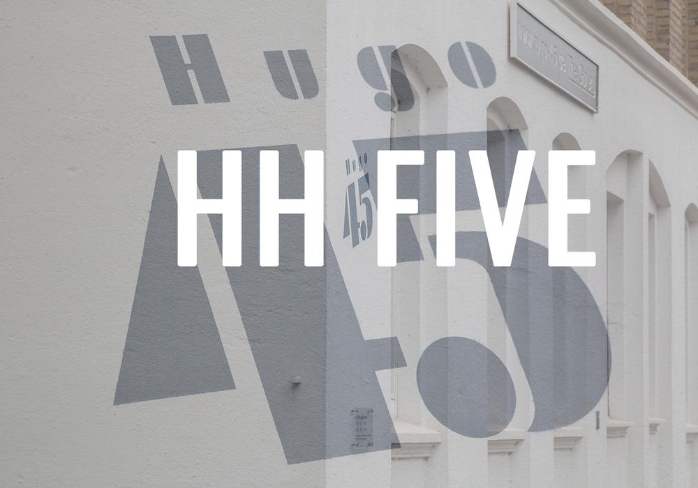 """Vernisage """"HH Five"""" in der Galerie Hugo 45. Foto: Jens Bartels"""