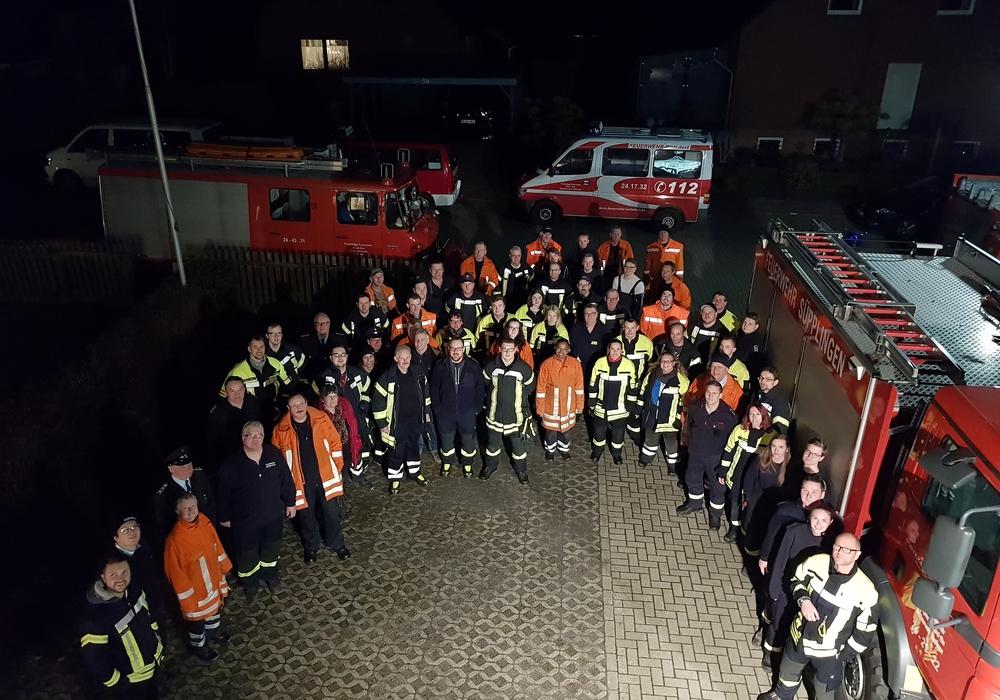 Foto: Freiwillige Feuerwehr Klein Brunsrode