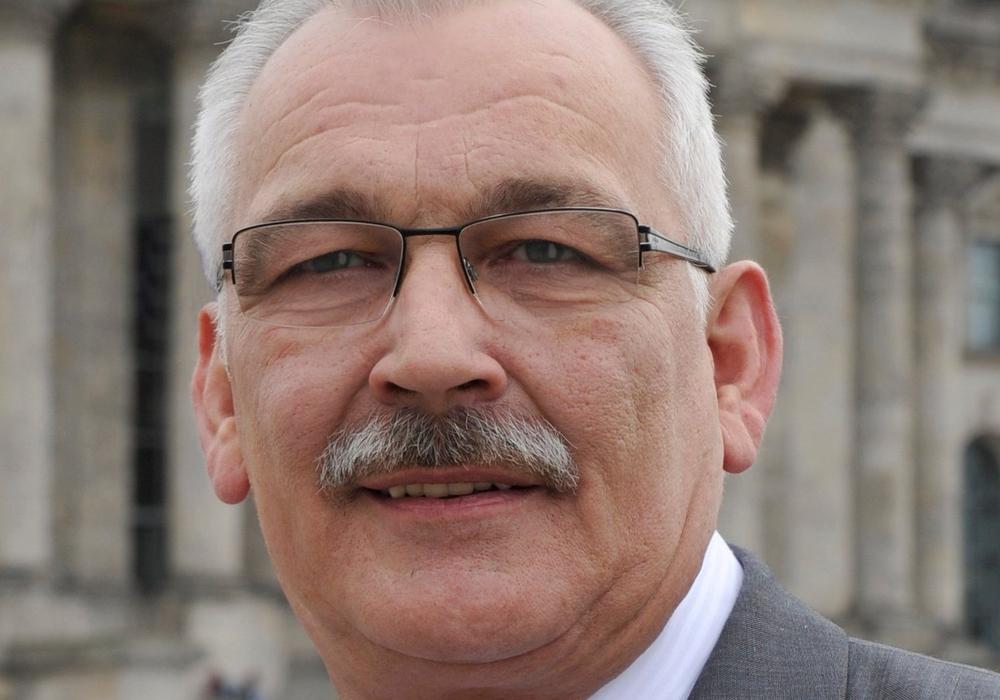Der Bundestagsabgeordnete Wilhelm Priesmeier (SPD) fordert eine Nachbesserung des Düngegesetzes. Foto: Büro Priesmeier