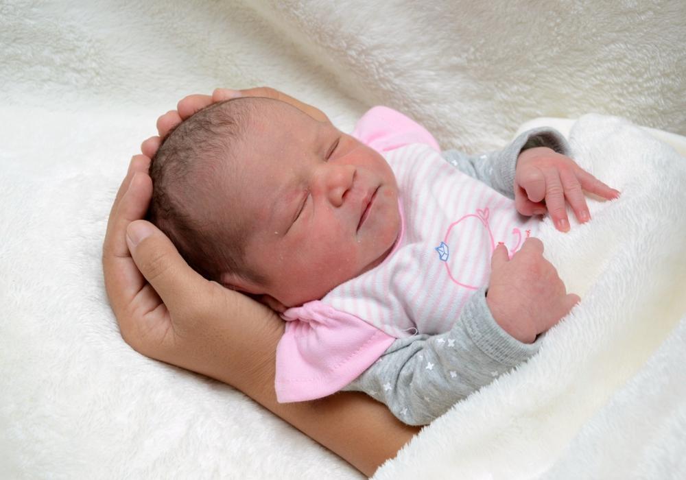 Willkommen Malea Sophie. Foto: babysmile24.de
