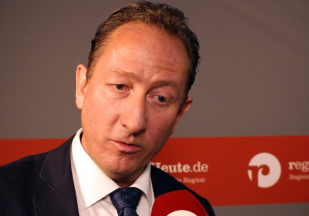 Der Vorsitzende des CDU Kreisverbandes, Ralph Bogisch, befürwortet Förderschulen. Foto: regionalHeute.de/Frederick Becker
